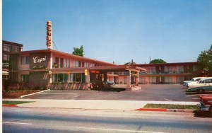 Capri Motel, 722 West MacArthur Blvd., Oakland, California